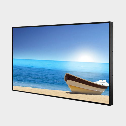 Narrow Bezel Semioutdoor High Brightness Wallmount LCD Display