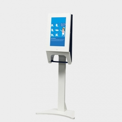 3L Hand Sanitizer Dispenser LCD Kiosk