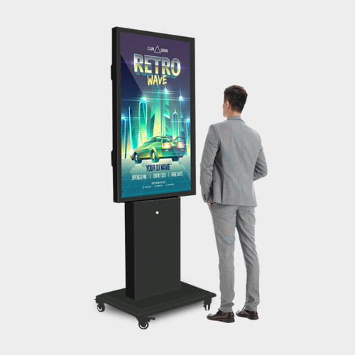 IP67 Outdoor Digital Signage