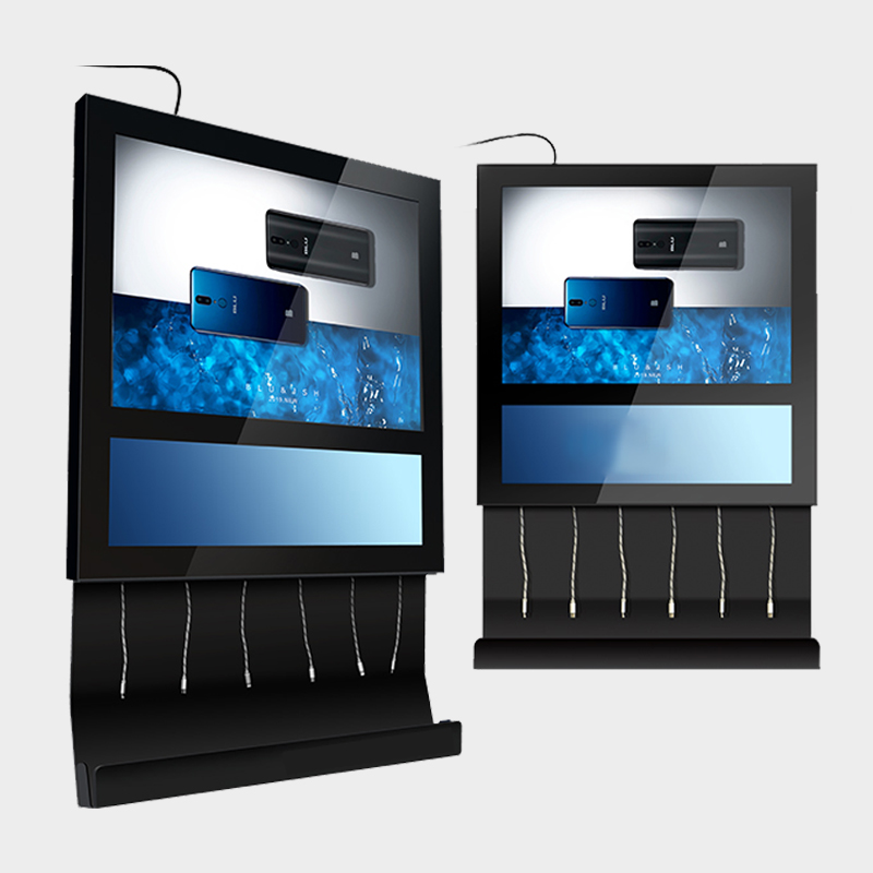 LED Light Box Charging Station Digital Signage