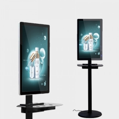 Wired Wireless Charging Station Digital Signage