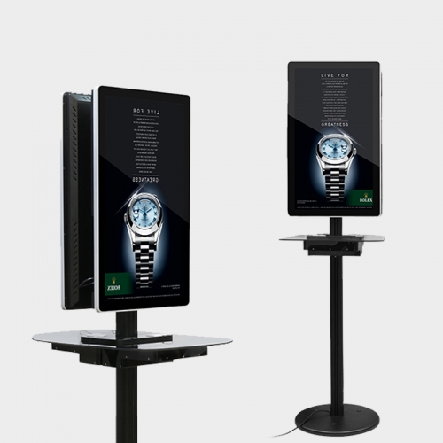 Double Sided Charging Station Digital Signage