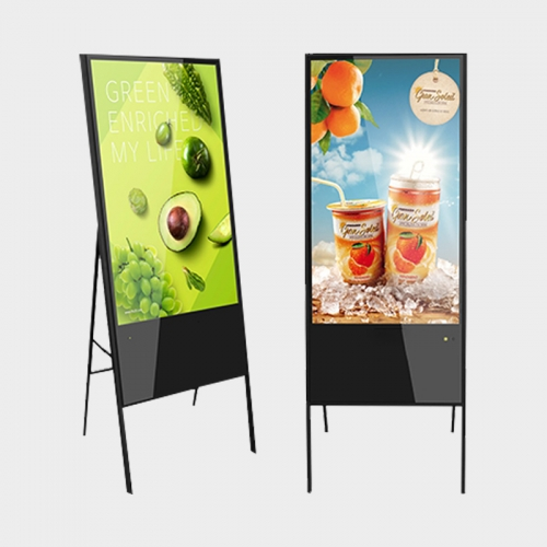 A Frame Portable Digital Signage