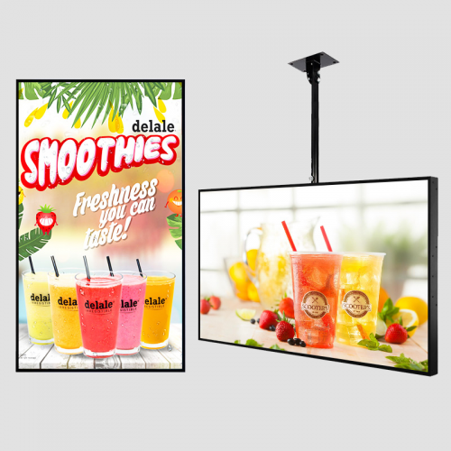 Narrow Bezel Windows Display Digital Signage