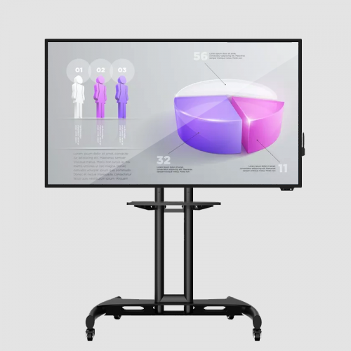Interactive whiteboard of teaching equipment