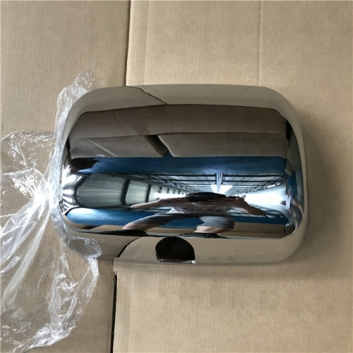 hino 700 high quality truck body parts chrome MIRROR COVER for hino 500/700