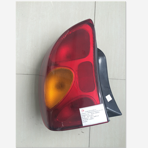 high quality auto body parts tail lamp light for lanos 1996-2001 2010