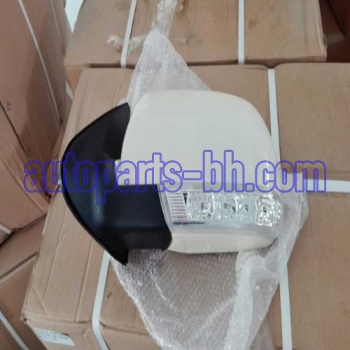 HIGH QUALITY AUTO BODY PARTS fog light led SIDE MIRROR 3LINES BODY PARTS FOR SANTAFE 2009 2010 2011 2012 2013