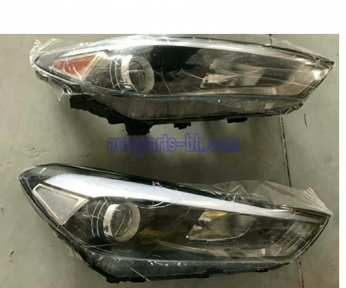 high quality auto body parts head lamp for tucson 2015