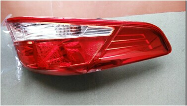 High quality car body kit tail lamp outside for K2 2015