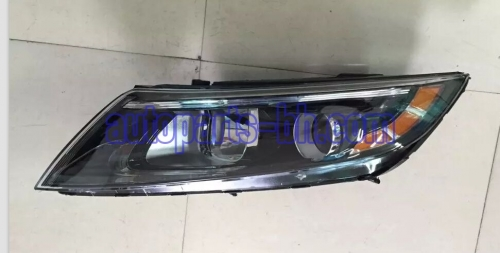 HIGH QUALITY AUTO BODY PARTS head lamp yellow for K2 2015