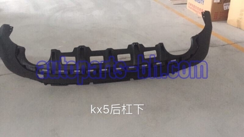 High quality Car Spare Parts car body kit rear bumper for KX5