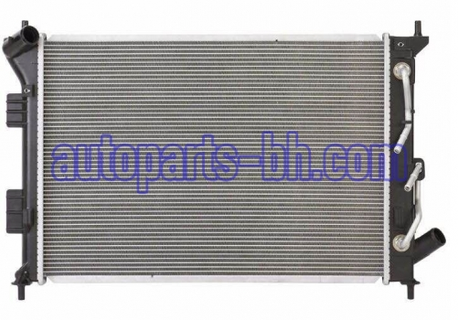 HIGH QUALITY AUTO BODY PART RADIATOR FOR SOUL