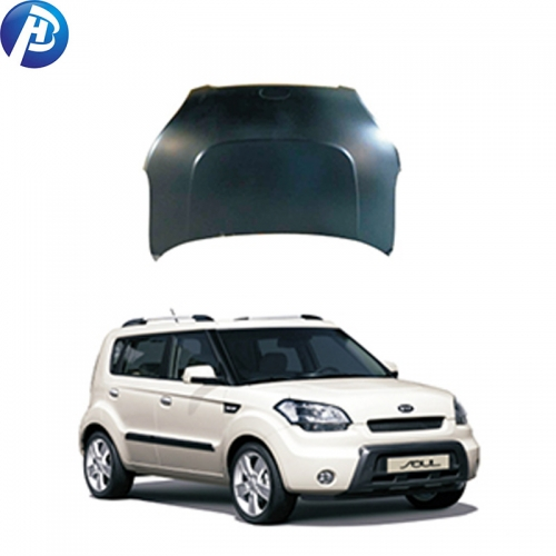 High Quality CAR BODY PARTS hood for KIA SOUL 2009