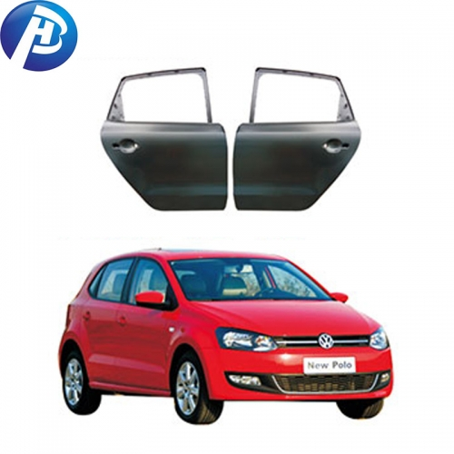 High Quality car body kit rear door for VW polo 5D 2011