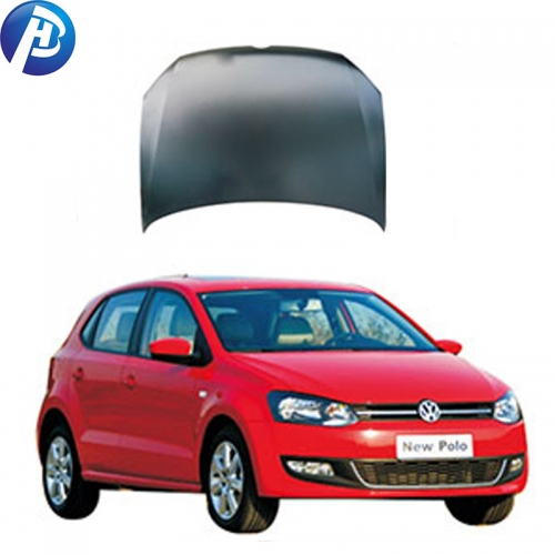 High Quality CAR BODY PARTS hood for VW polo 5D 2011