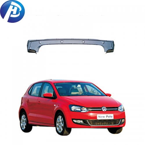 High Quality car body kit real panel upper for VW polo 5D 2011