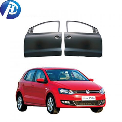 High Quality car body kit front door for VW polo 5D 2011