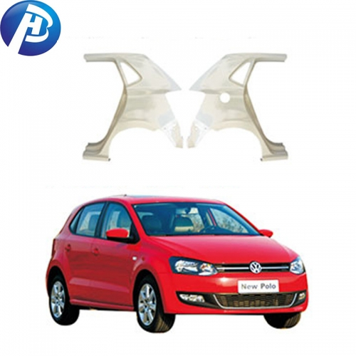 Top Quality car body kit rear fender for VW polo 5D 2011