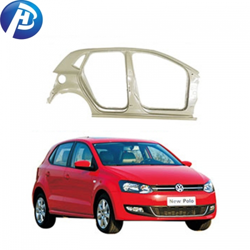 High Quality car body kit side panel assy for VW polo 5D 2011