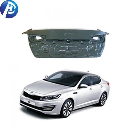 Top quality car body parts trunk lid for KIA OPTIMA 2011