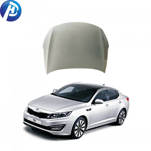 High Quality CAR BODY PARTS hood for KIA OPTIMA 2011
