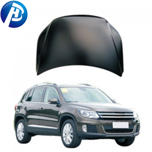 High Quality CAR BODY PARTS HOOD FOR VW TIGUAN 2012