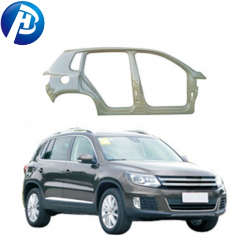 High Quality CAR BODY PARTS SIDE PANEL ASSY FOR VW TIGUAN 2012