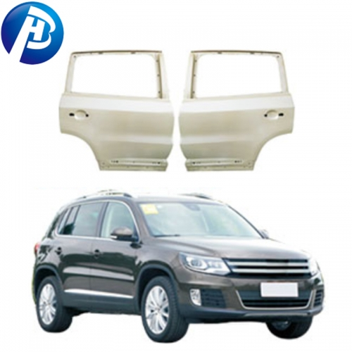High Quality CAR BODY PARTS REAR DOOR FOR VW TIGUAN 2012
