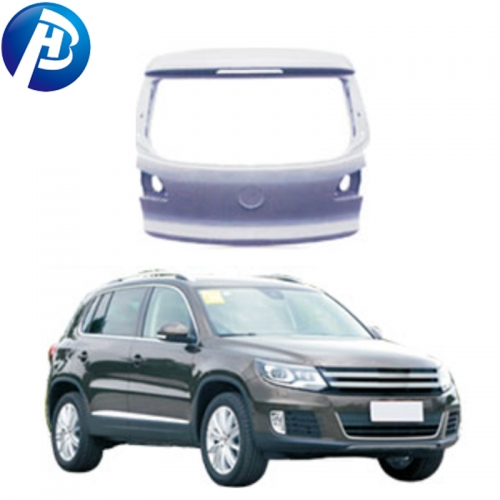 High Quality CAR BODY PARTS TAIL GATE FOR VW TIGUAN 2012