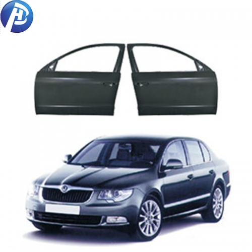 High Quality CAR BODY PARTS FRONT DOOR FOR SKODA SUPERB 2009