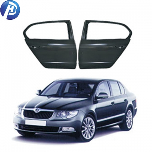 High Quality CAR BODY PARTS REAR DOOR FOR SKODA SUPERB 2009