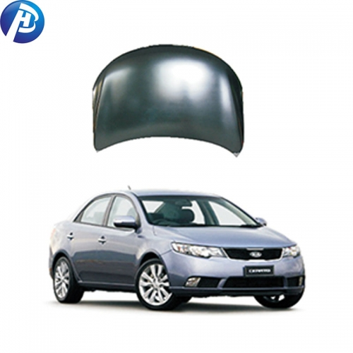 High Quality CAR BODY PARTS hood for KIA CREATO/FORTE 2009