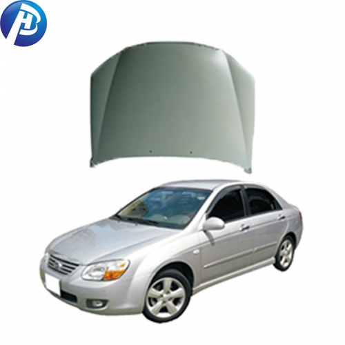 High Quality CAR BODY PARTS hood for KIA CREATO 2003