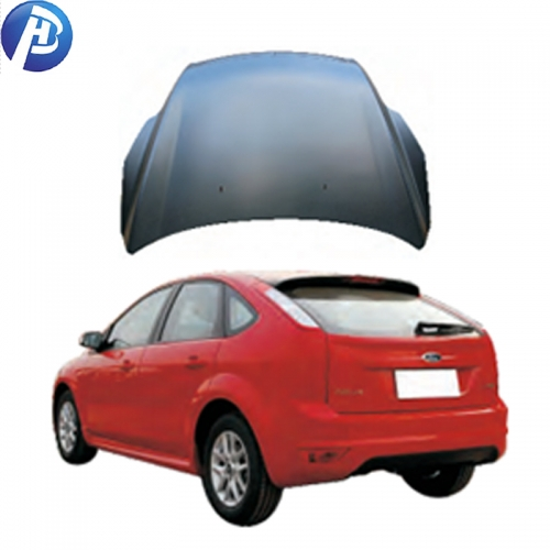 High Quality CAR BODY PARTS HOOD FOR FORD FOCUS-HB 2009