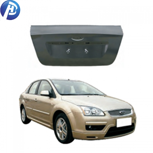 High Quality CAR BODY PARTS TRUNK LID FOR FORD FOCUS 2005