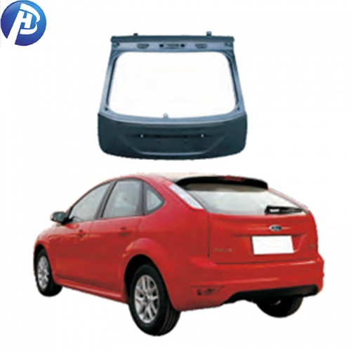 High Quality CAR BODY PARTS TAIL GATE FOR FORD FOCUS-HB 2009