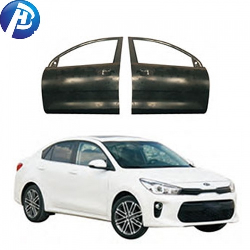 HIGH QUALITY AUTO BODY PART front door for KIA RIO 2017