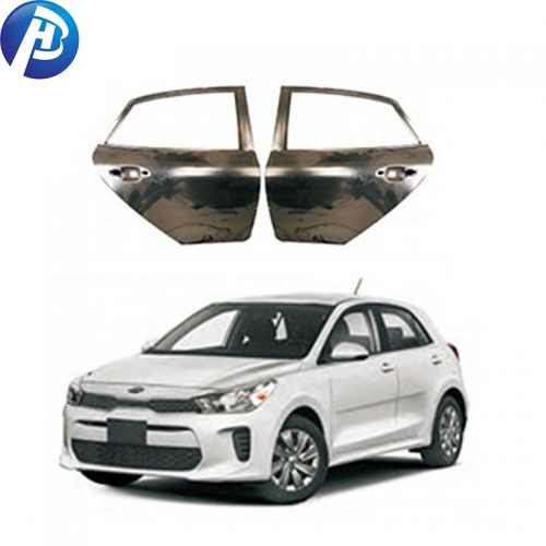 High Quality car body kit rear door for KIA RIO 2017 HB