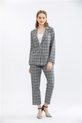 women formal suits 2 pieces bussiness wear office ladies wear womens working suits