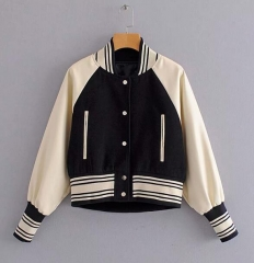 mens stripe rib both colours bomber jacket cost