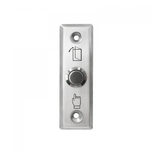 TM-01A Stainless steel button