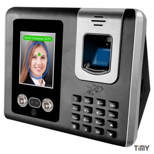 TM-F661T Thermometer Forehead Infrared Thermal Face Recogntion Time Attendance and Access Control