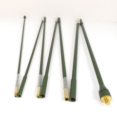 Military Folding Antenna VHF Manpack 7 Unit 285 CM (9.35 ft) Length