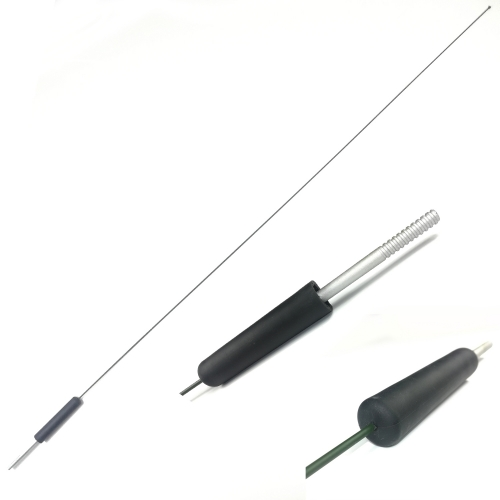Radio Antenna Universal Flex Steel Whip for Ham Radio Amateur FM Radio Transceivers
