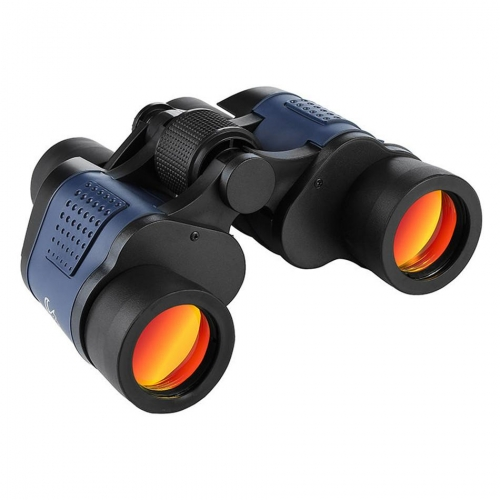 60X60 High Clarity Telescope Binoculars Hd 10000M High Power For Outdoor Hunting Optical Lll Night Vision binocular Fixed Zoom free shipping