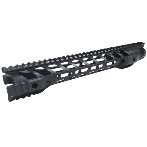 "14"" Free Float M-lok Handguard Picatinny Rail for Hunting Tactical Rifle Scope Mount for AR15 M4 M16"