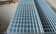 Welded wire mesh panels are a range of galvanized steel metal meshWelded wiremesh Panel