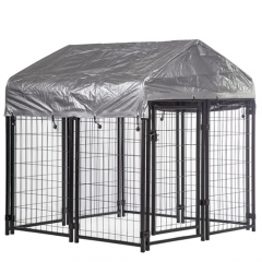 Wire Kennel welded