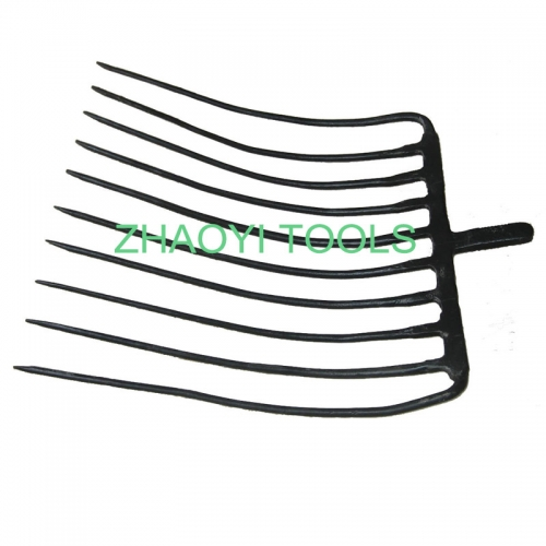 10tines forging gravel mining hay pitchforks